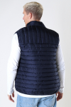 ONLY & SONS ONSPAUL QUILTED VEST OTW Dark Navy