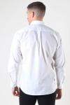 Clean Cut Copenhagen London Stretch Nano Shirt L/S White
