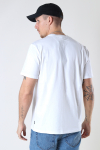 ONLY & SONS ONSANEL LIFE REG SS TEE White