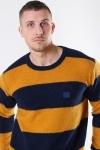 Les Deux Joel Uldstrik Dark Navy/Yellow