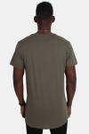 Tb638 T-shirt Olive