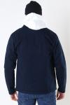 Woodbird Kent Buzz Shirt Navy