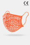 Isko Vital Supreme Line Face Cover Floral Orange