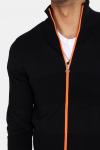 Kronstadt Jacob Zip Strik Black/Orange
