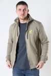 Fat Moose Brady Hood Zip Khaki