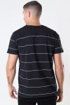 Clean Cut Carter Stretch T-shirt Black