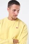 Levis New Original Crew Dusky Citron