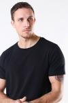 Clean Cut Miami Stretch T-shirt Black