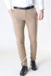 Tailored & Originals Frederic Pants Tobacco Brown