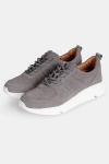 Shoe The Bear Salonga Ruskind Sneakers Grey