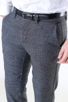 Only & Sons Mark Pants Check Medium Grey Melange