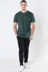 Selected Norman 180 SS O-Neck T-shirt Sycamore