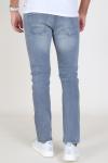 Only & Sons Loom Blue Grey Jeans Grey Denim