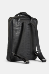 Still Nordic Dundee Backpack Black Croco
