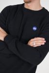 Kronstadt Lars Sweatshirt Black