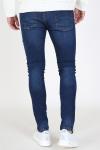 Denim Project Mr. Red Jeans Dark Blue