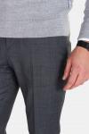 Jack & Jones Solaris Bukser Dark Grey