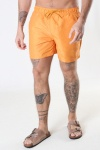Clean Cut Copenhagen Swim Shorts Pale Orange