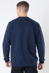 Woodbird Our Braxy Patch Crew Navy