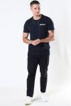 Solid Matti SS T-Shirt Black