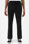 DICKIES ORIGINAL FIT STRAIGHT LEG WORK PANT  BLACK