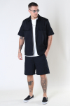 ONLY & SONS ONSNOAR COMPACT SS TC TWILL OVERSHIRT Black