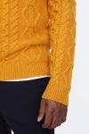 Les Deux Pigalle Cable Strik Yellow Sunflower