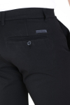 WoodBird Steffen Twill Pants Black