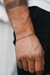 Northern Legacy Minimal Sequence Armbånd Guld