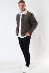 ONLY & SONS ONSLOUIS LIFE JACKETCORDUROY PK 0421 Canteen
