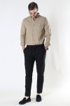 Clean Cut Copenhagen Barcelona Cotton / Linnen Pants Black
