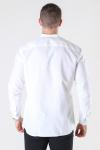 Jack & Jones Summer Band Skjorte L/S White
