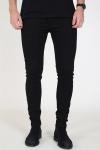 Denim Project Mr. Red Jeans Black