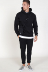 Jack & Jones Soft Sweat Hood Black