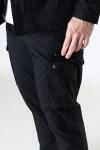 Clean Cut Copenhagen Milano Ripstop Stretch Pants Black