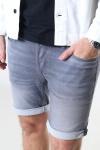 Jack & Jones Jjirick Jjicon Shorts Ge 005 Grey Denim
