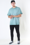 ONLY & SONS ONSMILLENIUM LIFE REG SS WASHED TEE NOOS Silver Blue