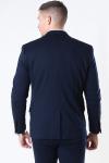 Clean Cut Milano Jersey Blazer Navy