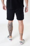 Just Junkies Frot Shorts 001 - Black