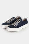 Shoe The Bear Bushwick Canvas Sneakers Navy