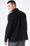 Clean Cut Lake Stretch Skjorte LS Black