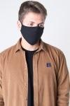 Denim Project Mundbind 3-Pack Black