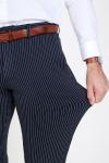 Jack & Jones Marco Phil Jersey Pants Dark Navy Pin