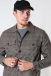 Gabba Clipper Ivy Check LS Shirt Beige Check