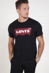 Levis Set-in Neck Graphic Black