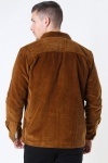 Only & Sons Braiden Zip Overshirt Monks Robe