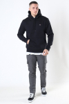 Tommy Jeans Fleece Hoodie Black