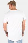 Jack & Jones Bas T-shirt SS U-neck Noos Cloud Dancer