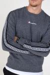 Champion Cotton Terry Sweatshirt Dark Grey