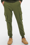 ONLY & SONS ONSKIAN LIFE KENDRICK CARGO  PANT NOOS Olive Night